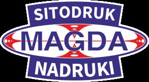 Magda - nadruki na koszulkach sitodruk - logo